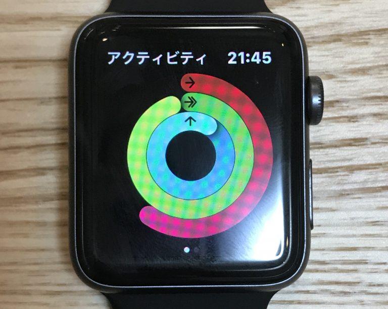 アップルウオッチシリーズ3購入