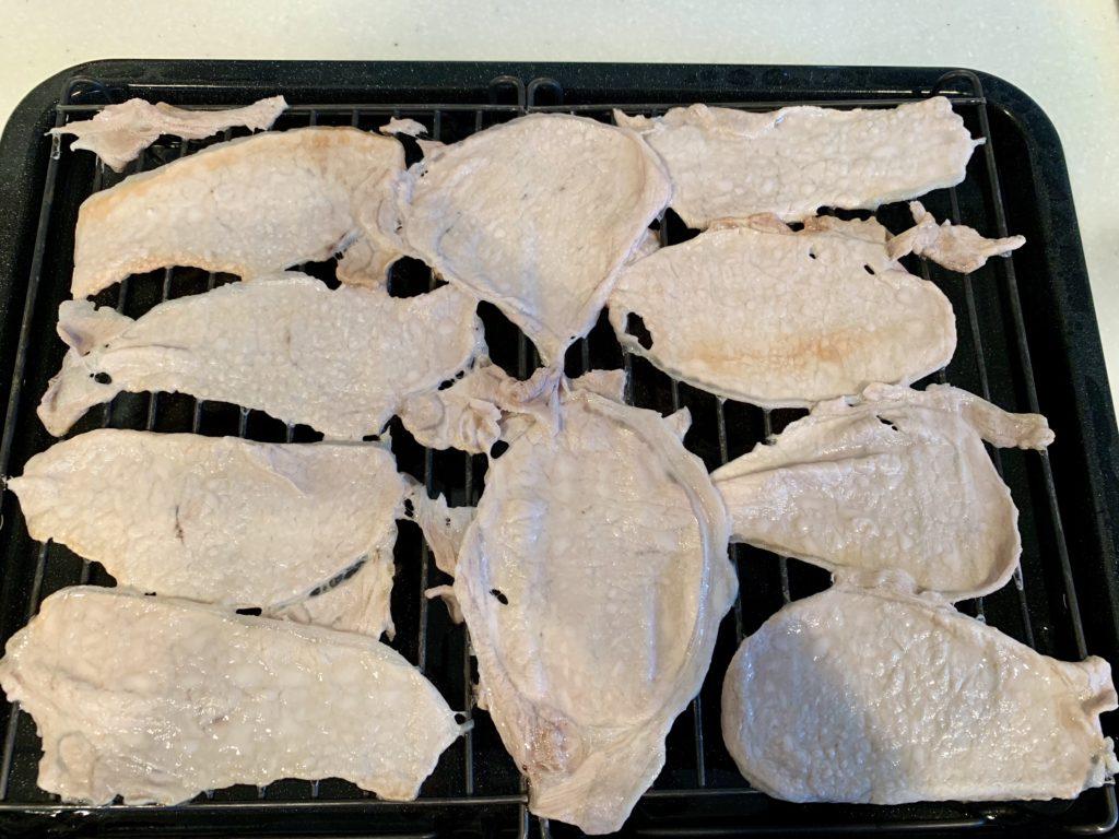 ヘルシオで豚肉ソフト蒸し